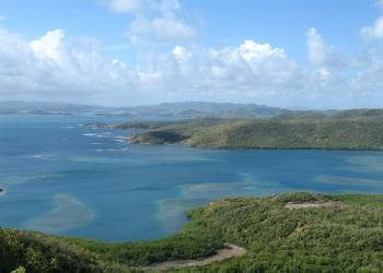 presqu'île de la Caravelle