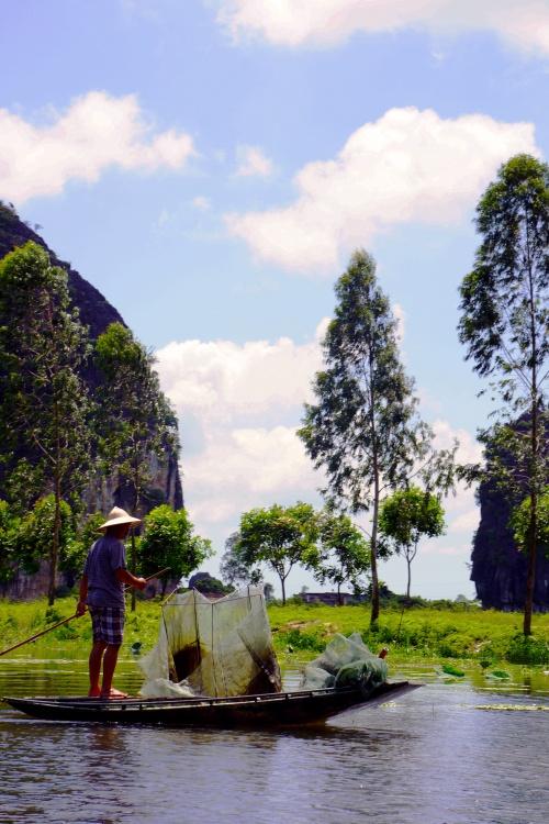 Baie d'Halong terrestre (Nam Toc)