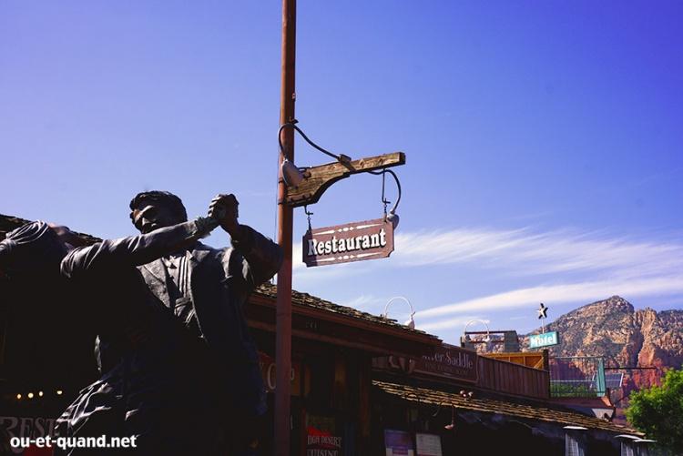 ville de sedona en arizona