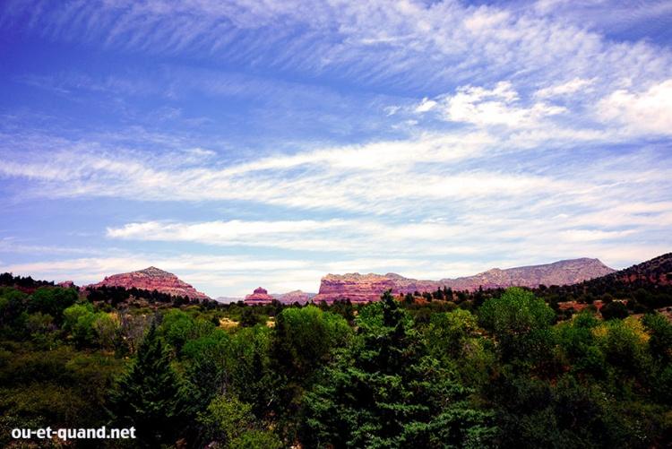 roches de sedona en arizona