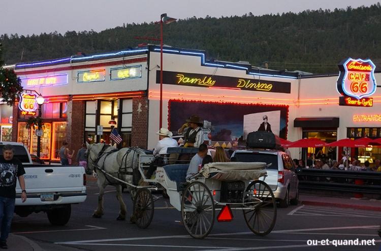 williams, arizona : route 66