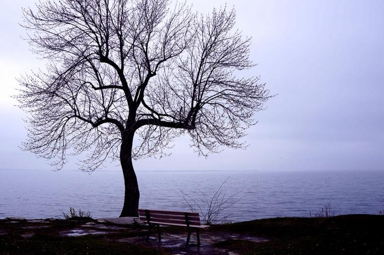 Lac Ontario au Canada