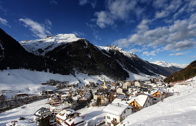 skier en autriche