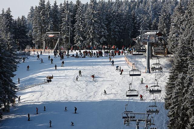 wintreberg :skier en allemagne