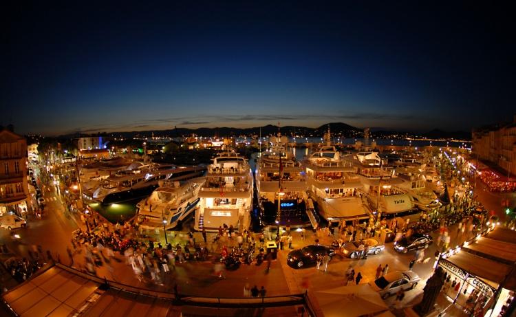 Saint Tropez la nuit : pour faire la fête