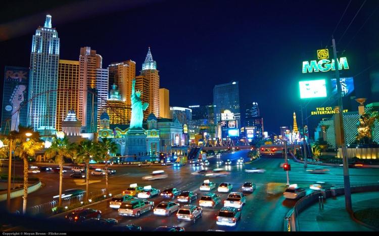 Faire la fête à Las Vegas