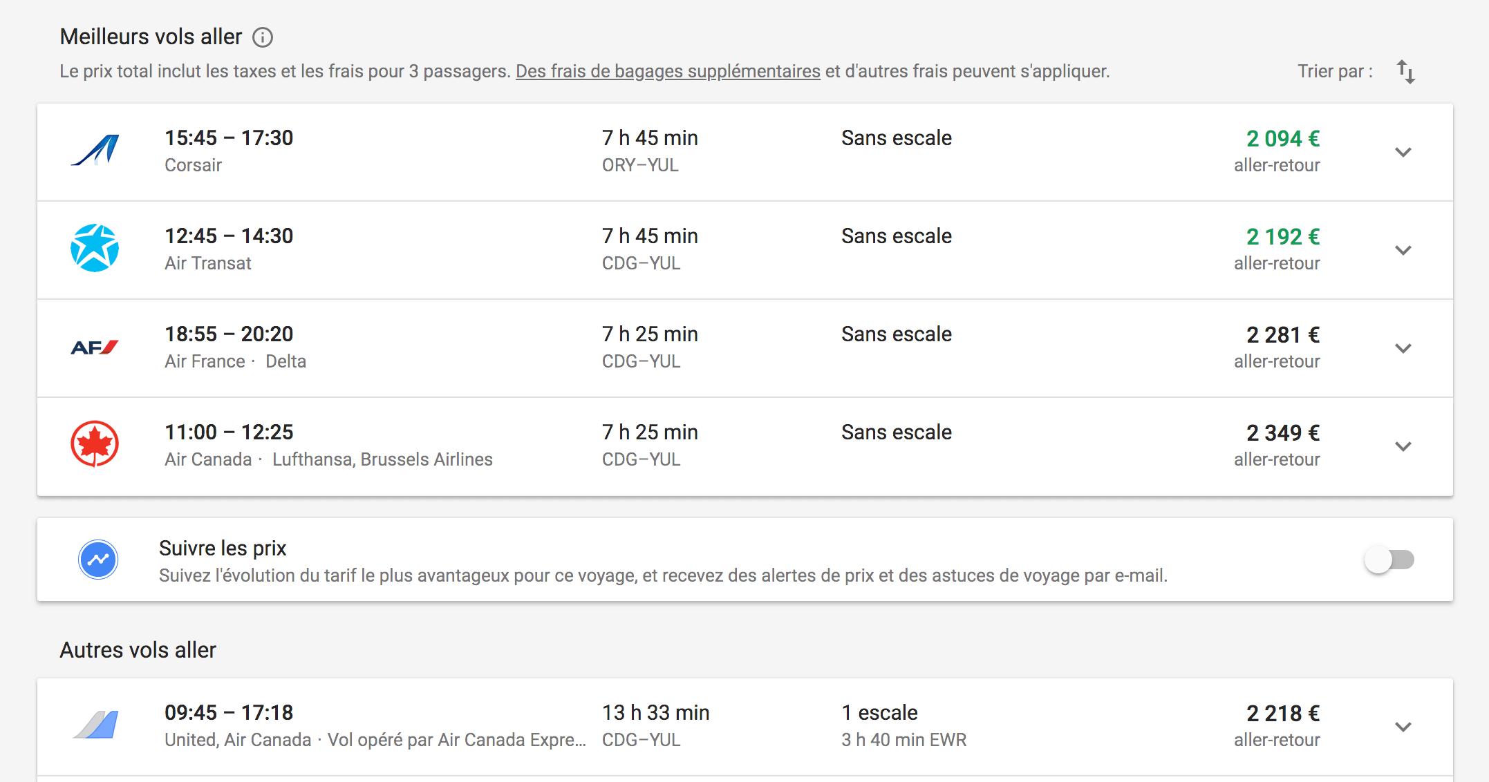 Google Flight Comment Trouver Un Billet Davion Pas Cher