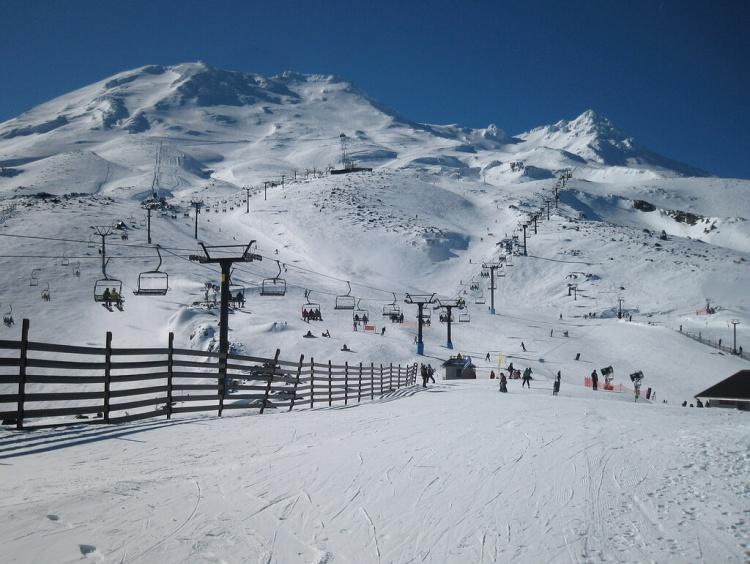 Pour skier l'été, passez dans l'hémisphère sud où c'est... l'hiver