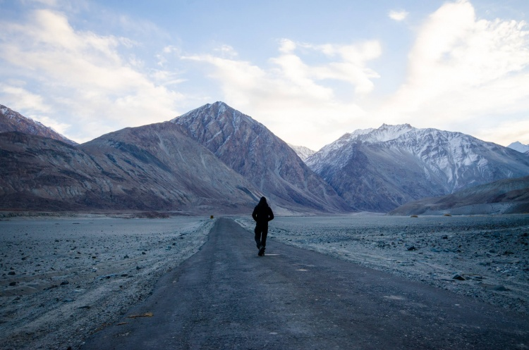 Oserez-vous affronter l'immense Himalaya ?