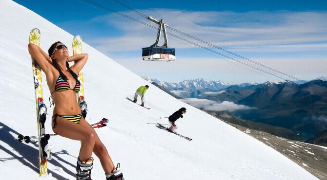Skier ou bronzer : pourquoi choisir ?