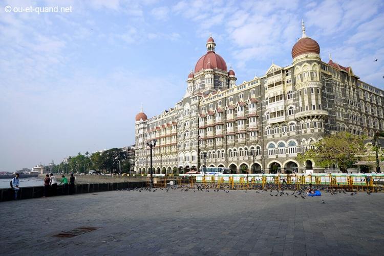 taj mahal palace à mumbai (bombay)