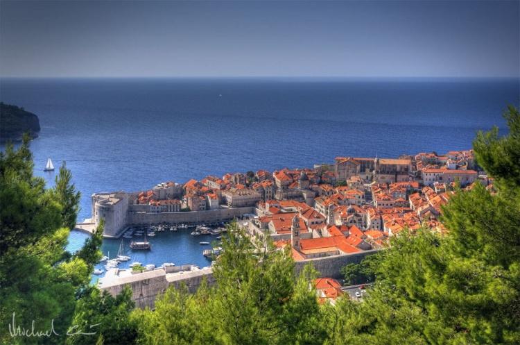 Où aller en Croatie : la cité de Dubrovnik