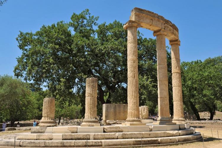 Où aller en Grèce : Olympie