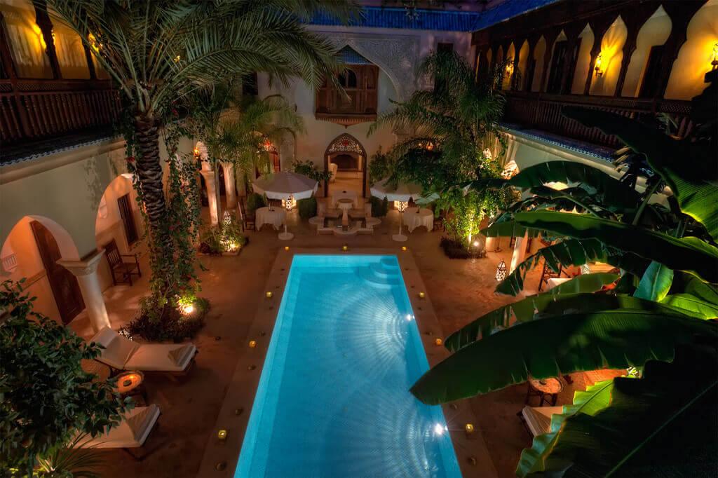 vacances au maroc un ryad au maroc