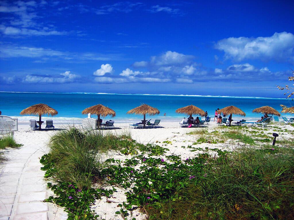 Où Partir Sur Une île Paradisiaque : Iles Providenciales
