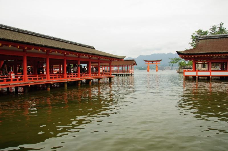 Miyajima : au large de Hiroshima au Japon