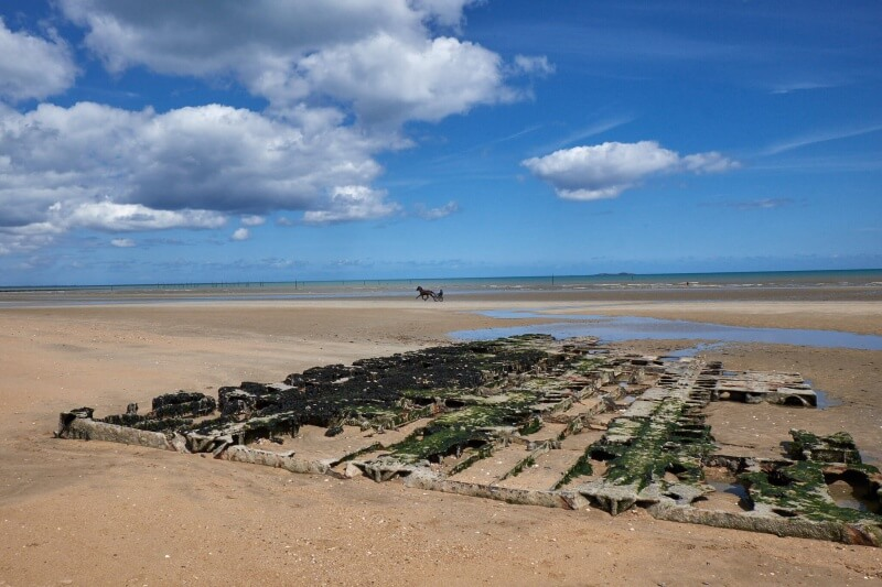 Normandie - Utah Beach