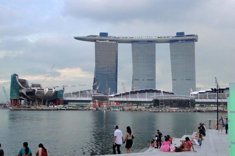 SINGAPOUR Complexe de loisirs