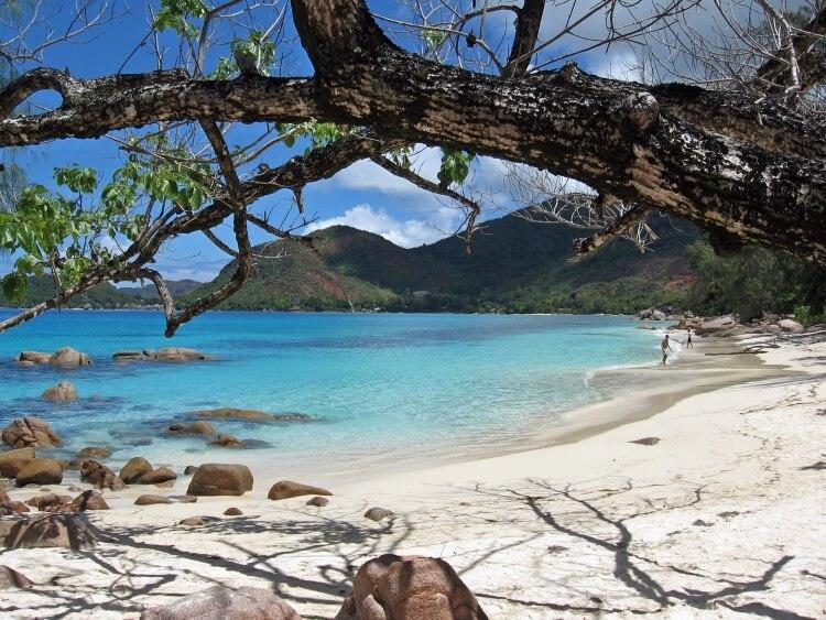 Petit coin de paradis aux Seychelles