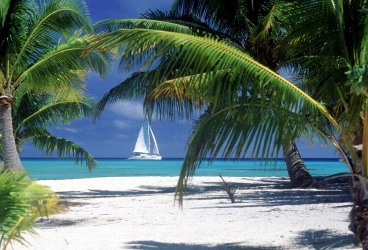 Cela ne vous empêche pas de profiter des magnifiques plages de la polynesie francaise !