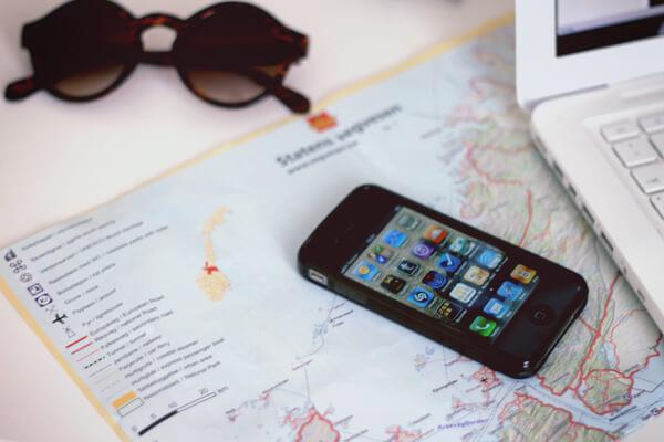 iphone-en-vacances