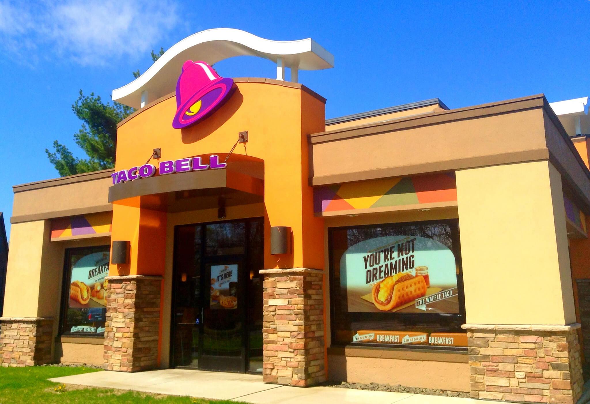 Nourriture Fast Food Aux Etats Unis