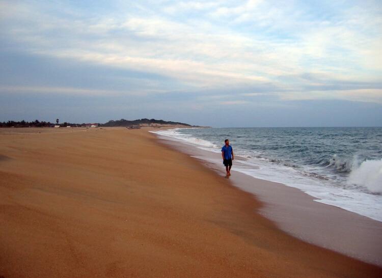 Et en plus, vous serez souvent seul (ou presque) sur la plage !