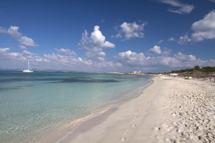 Plage de Formentera
