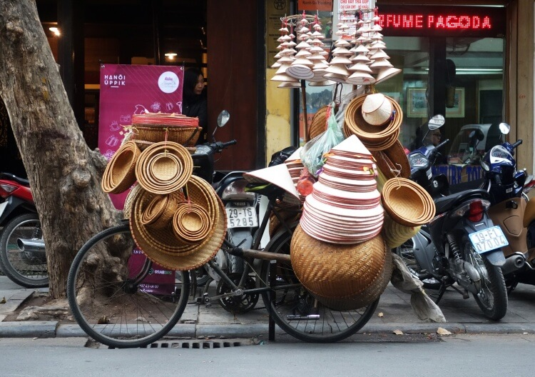 Votre escapade urbaine à Hanoï sera une occasion de découvrir le quotidien des Vietnamiens.