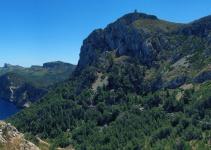 Panorama sur l'île de Majorque