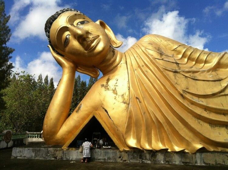 Boudha doré à Phuket