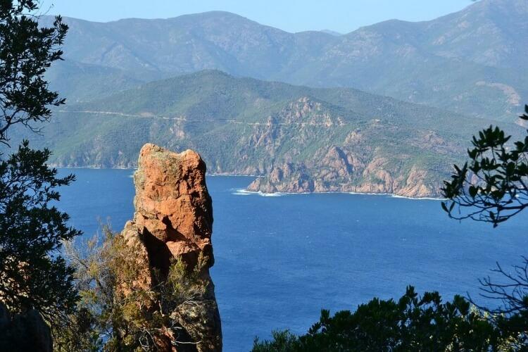 Panorama Corse