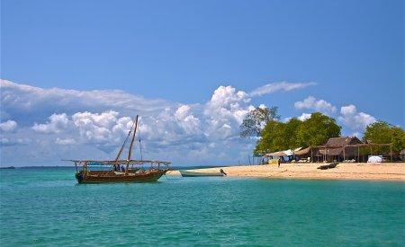 Plage et mer à Zanzibar