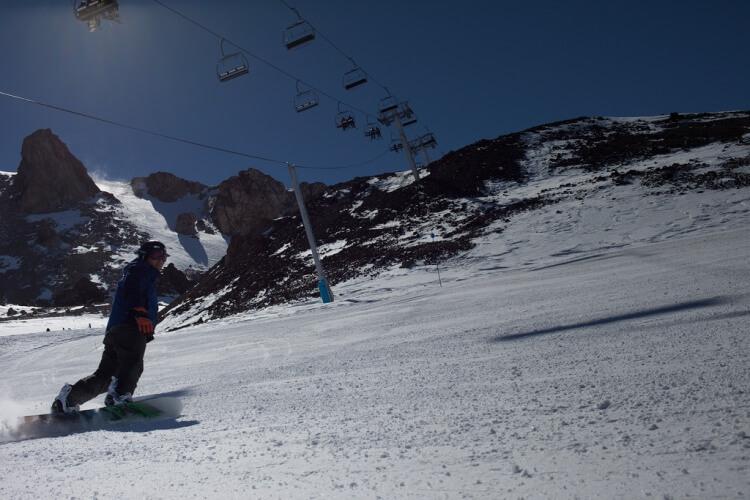 Pistes de ski à La Parva