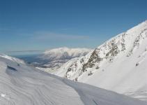 Magnifique panorama à Mont Olympus