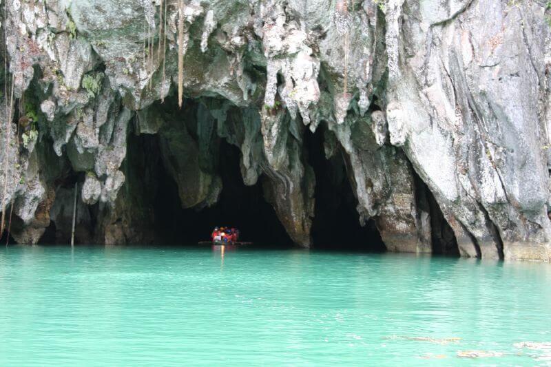 La rivière souterraine de Puerto Princesa