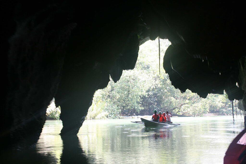 LLa grotte de Puerto Princesa