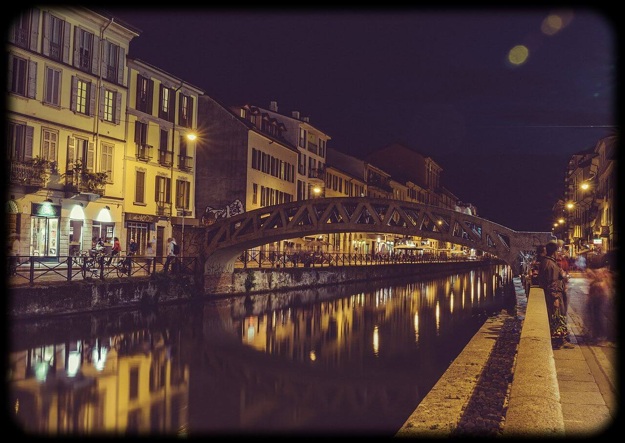 Découvrir Milan la nuit de la Saint Sylvestre