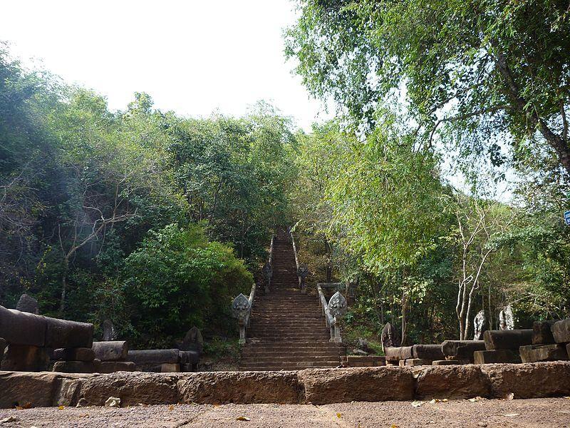 Visiter des temples près de Battambang