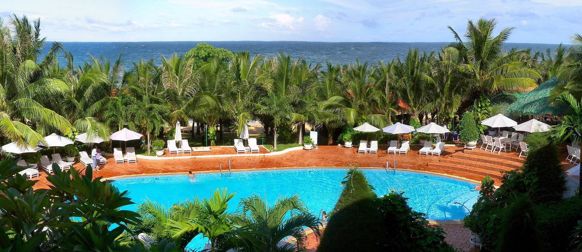 Hôtel luxueux à Phú Quốc
