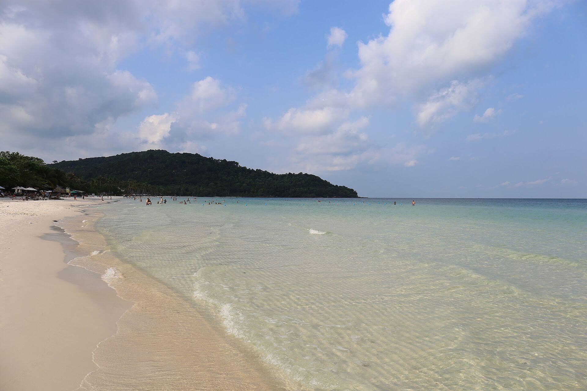 Les plages de Phú Quốc
