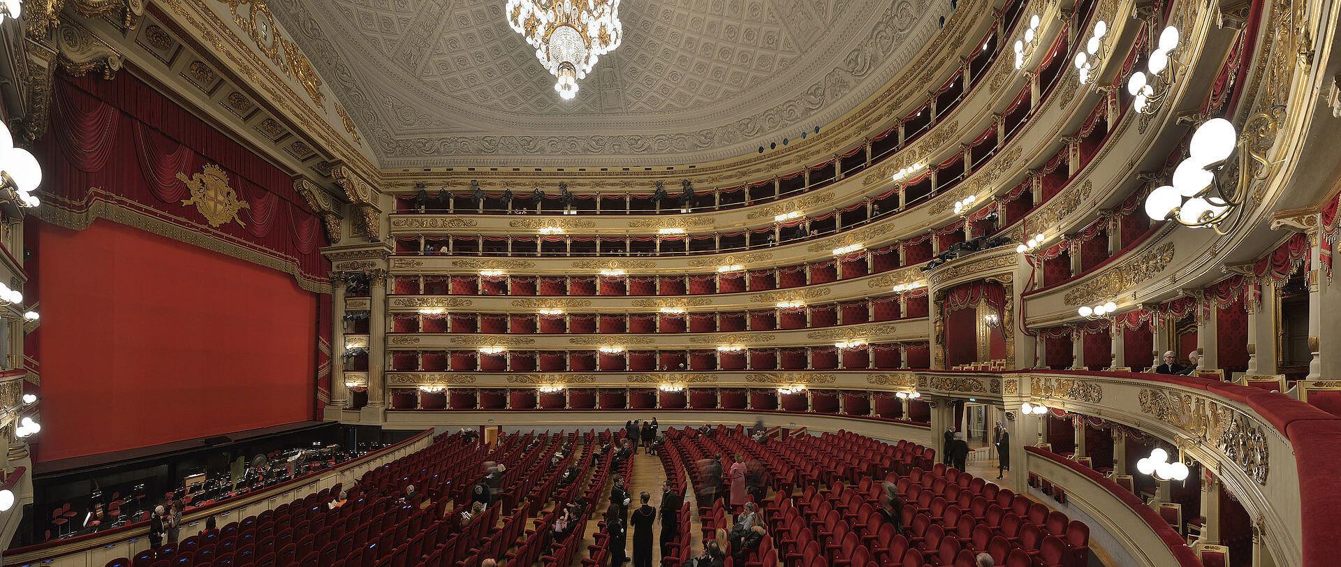 Réveillon de rêve à la Scala de Milan