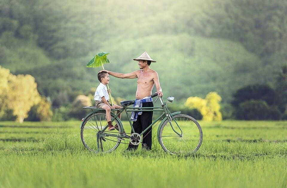 faire du vélo à Battambang