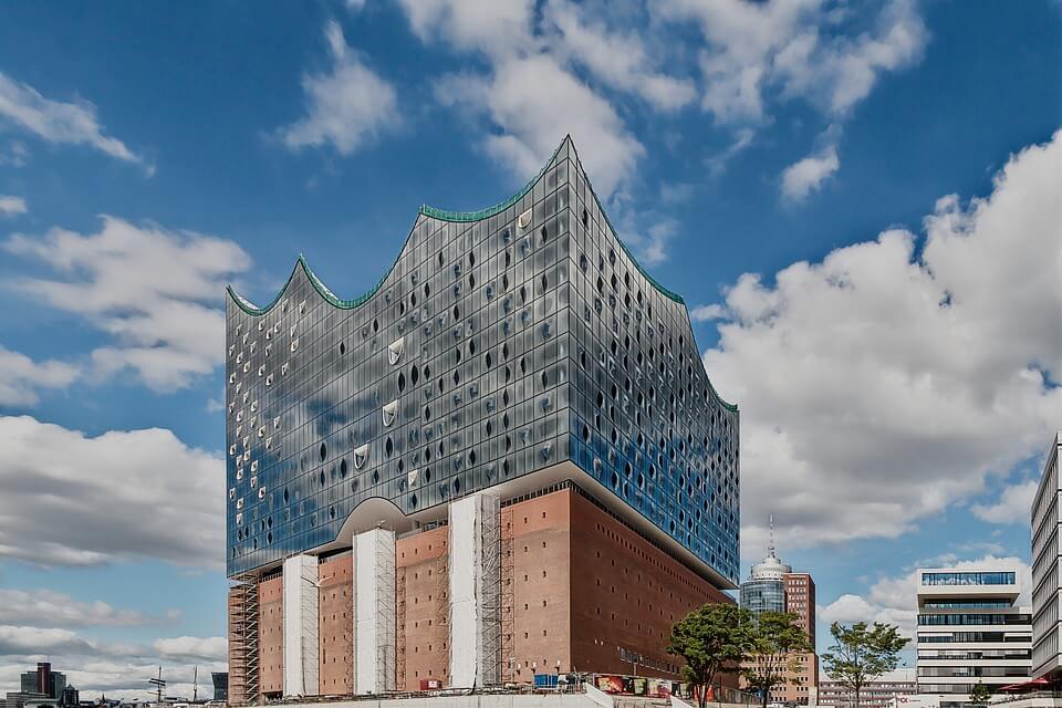 Architecture moderne pour la musique classique
