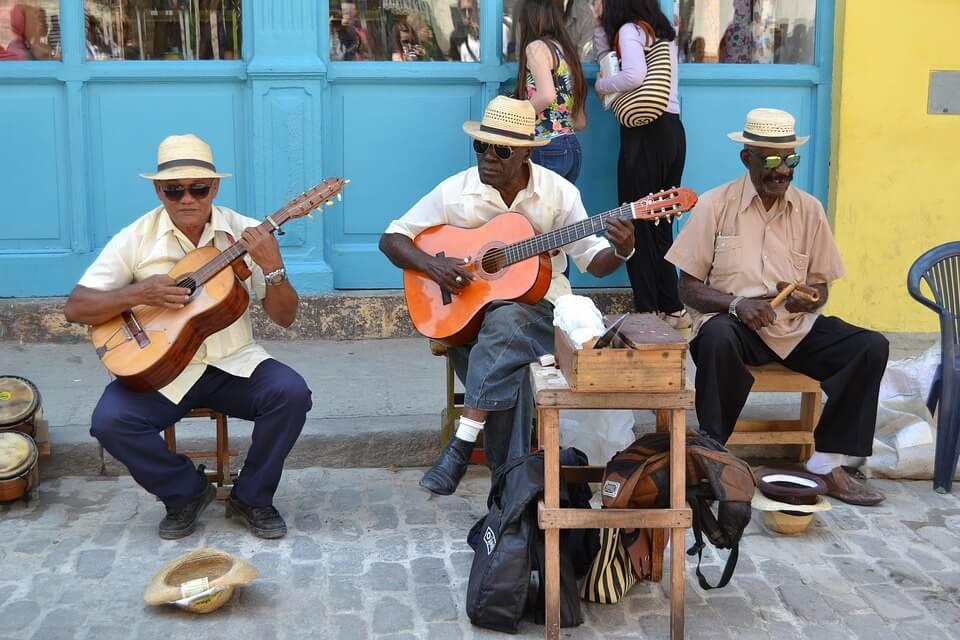 Cuba en musique à la saison des pluies