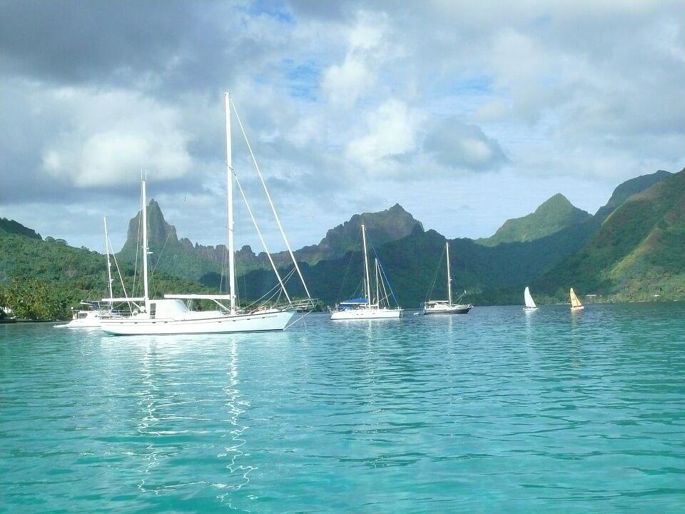 Tahiti : plus belle destinations 2018