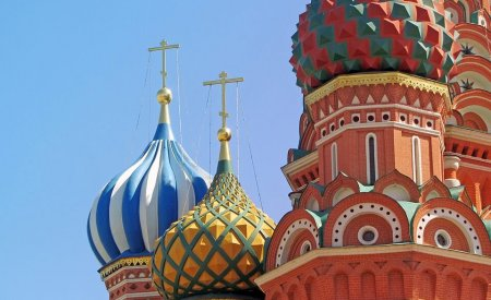 Moscou pour une belle destination