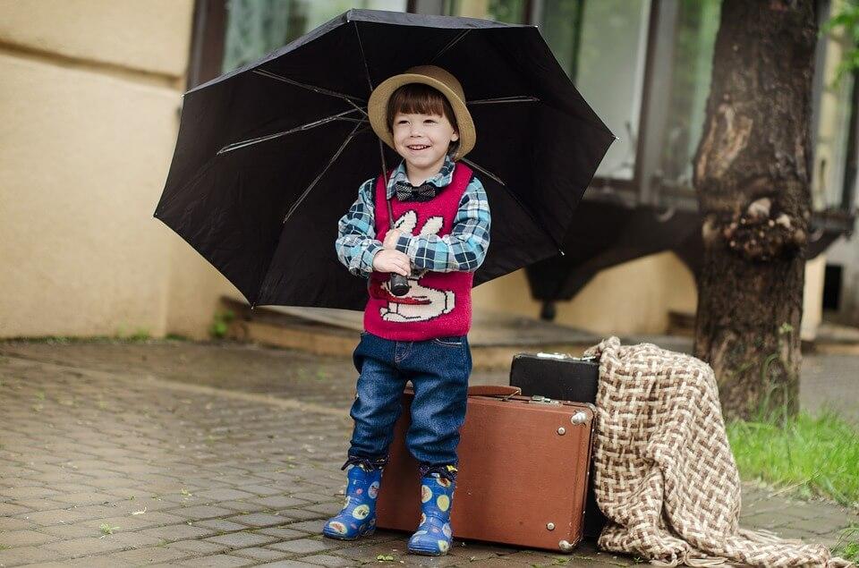 Prévoir des vêtements de pluie à Cuba.