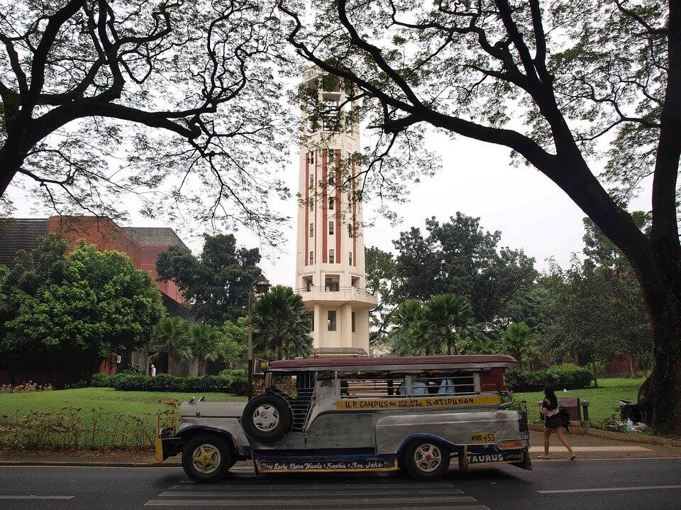 Le minu-bus de Puerto Princesa