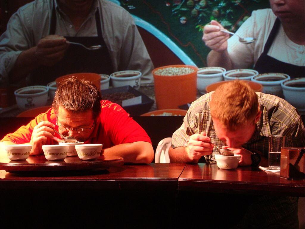 Tester le café au Costa Rica